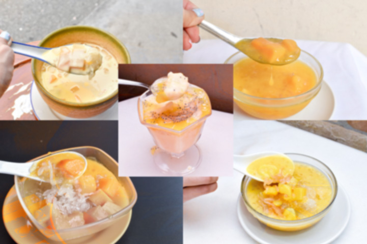 BEST MANGO POMELO DESSERT IN SINGAPORE – 杨枝甘露 ROCKS