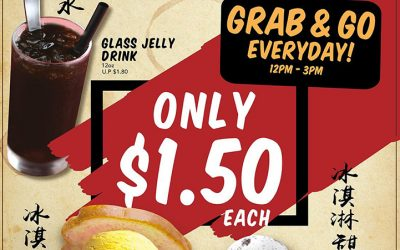 GRAD AND GO EVERYDAY PROMOTIONS